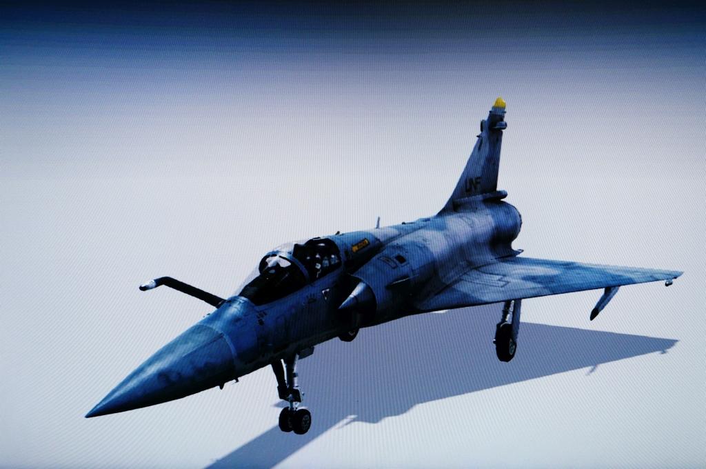 Ace Combat Infinity Mirage 2000 5